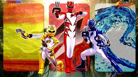 Power Rangers Jungle Fury Wallpapers - Wallpaper Cave
