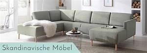 Möbel Skandinavischer Stil : sofa im skandinavischen design ~ Lizthompson.info Haus und Dekorationen
