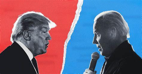 presidential debate fact checking biden  trump