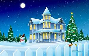 Christmas Wallpaper and Background