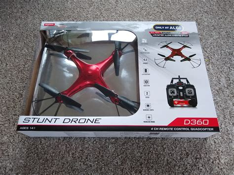 quadcopter drone lidl picture  drone