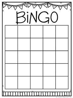 25 bingo template ideas on bingo canada