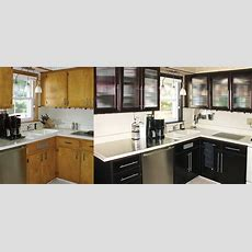 Diy Kitchen Cabinets Makeover How To Install New Cabinet