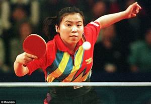 Chinese table tennis players to be paired with other ...