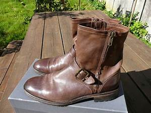 Atelier Voisin – Low boots
