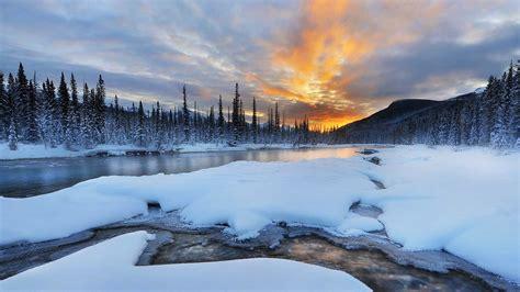 scènes d hiver fond de écran télécharger gratuitement