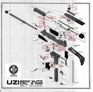 Uzi U00ae Front Sight