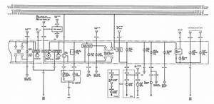 Acura Legend  1992  - Wiring Diagrams - Cooling Fans