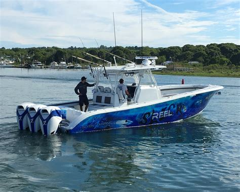 Freeman Boats With Seven Marine by Yellowfin 39cc Triple Seven Marine 627 S The Hull Truth