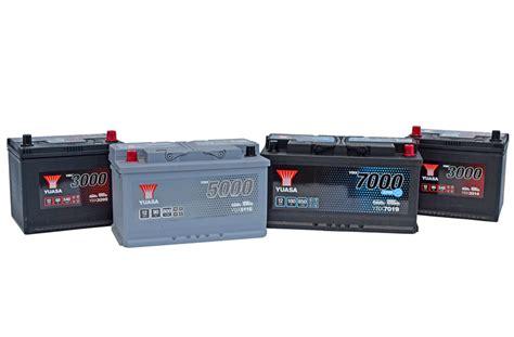 Yuasa Adds New Battery Types To Original Equipment Ybx