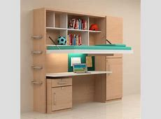 Bed With Study Table [peenmediacom]