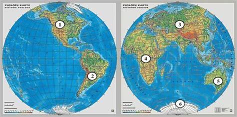 Kontinenti — uzdevums. Dabaszinības, 3. klase.
