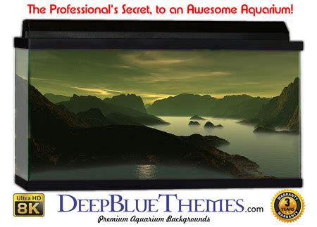 fantasy aquarium backgrounds deepbluethemescom