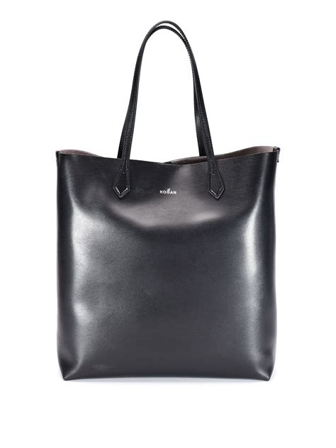 leather open top tote by totes bags ikrix