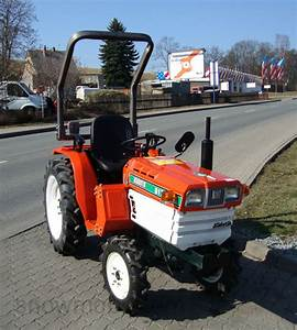Mini Schlepper Gebraucht : kleintraktor traktor kubota b1702 neu lackiert mini ~ Jslefanu.com Haus und Dekorationen