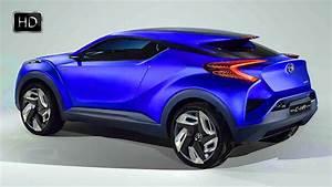 Toyota C Hr 2016 : video 2016 toyota c hr concept hybrid crossover hd youtube ~ Medecine-chirurgie-esthetiques.com Avis de Voitures
