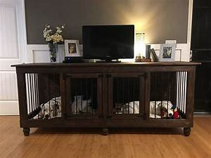 Best 25 crate tv stand ideas on pinterest tv stand that for Dog crate stand