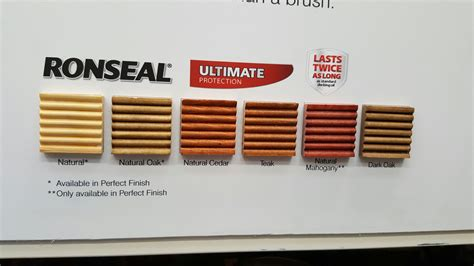 ronseal ultimate protection decking oil paul leecouk