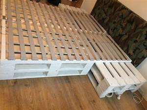 Bett Aus Europaletten : ich verkaufe mein selbstgebautes bett aus 8 europaletten ~ Michelbontemps.com Haus und Dekorationen