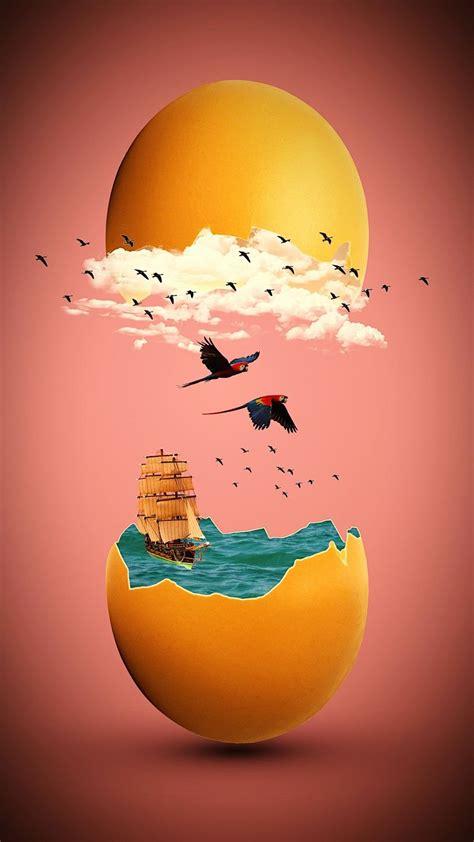 Arte surrealista moderno. 🤩☺️ | Surreal art, Surreal ...