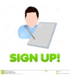 Register Sign Up Icon