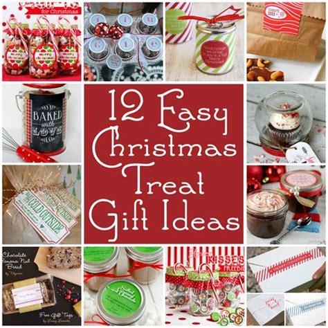 Christmas Treat Ideas For Gifts - Eskayalitim