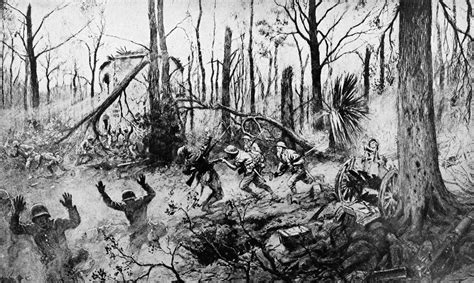 Battle Of Belleau Wood History