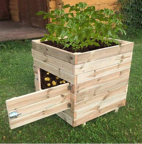 potato planter box planplanter box planpdf plangarden