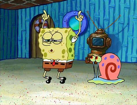 spongebuddy mania spongebob episode gary takes  bath