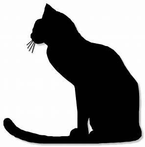 Free Cat Silhouette - ClipArt Best