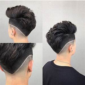 Image Gallery haircut line designs