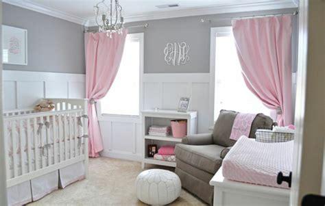 chambre b b grise et blanche idee decoration chambre bebe fille 5 chambre de