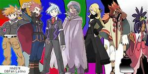 Pokemon League Champions From RBY to B2 W2 | Video Game ...