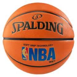 Fauteuil Ballon De Basket by Spalding Nba Logoman Sponge Rubber Outdoor Basketball