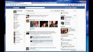 NEW Facebook Home Page Layout What Do You Think YouTube