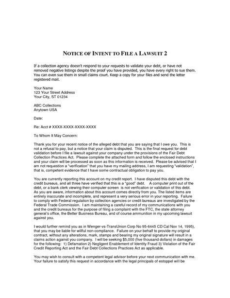 intent  sue letter template mamiihondenkorg