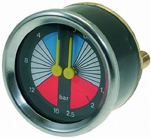 Astoria Cma Boiler Pump Pressure Gauge 60 Mm