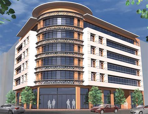 bureau d ude a marrakech immeuble à usage commercial et plateaux bureaux en r 5
