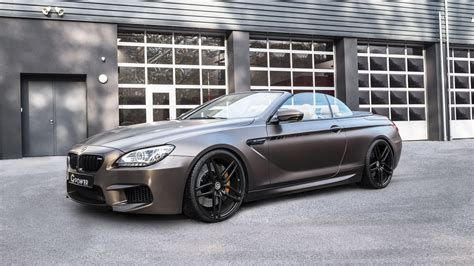 2017 bmw m6 convertible by g power top speed