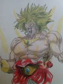 Broly Legendary Super Saiyan