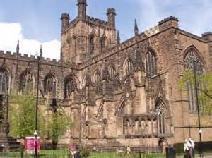Chester Cathedral England