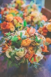 gold autumn backyard wedding junebug weddings
