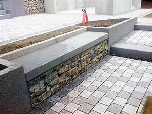 Bac A Fleur Muret : mur de sout nement cassard ~ Premium-room.com Idées de Décoration