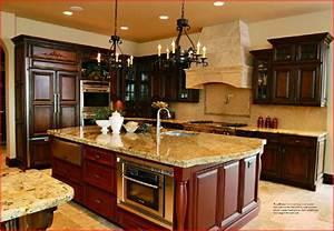 Cuisine équipée Bois : cuisine bois cuisine design deluxe votre espace achat ~ Premium-room.com Idées de Décoration