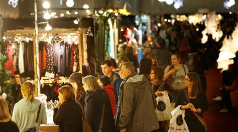 the circle craft christmas market is back from november 9