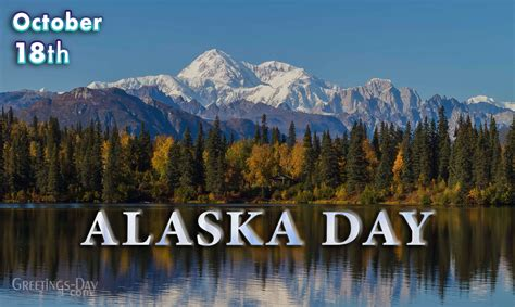 alaska day cards pictures holidays