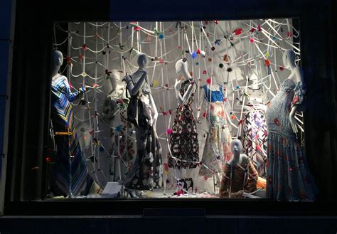 bergdorf goodmans window displays york february fashion