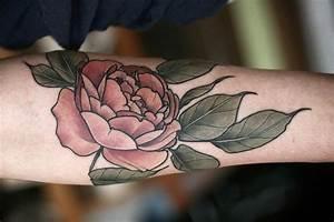 Tatouage De Rose : tatouage rose pourquoi se faire tatouer la reine des ~ Melissatoandfro.com Idées de Décoration