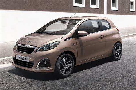 Peugeot 108 Nu Al Te Zien In Nederland  Autonieuws