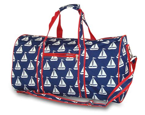 sailboat backpack personalized